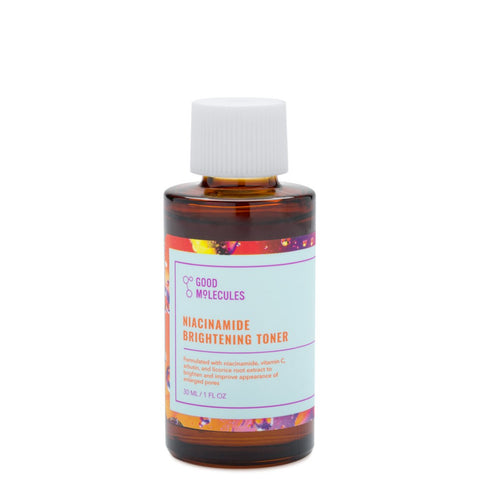 GOOD MOLECULES - NIACINAMIDE BRIGHTENING TONER (TRAVEL SIZE)