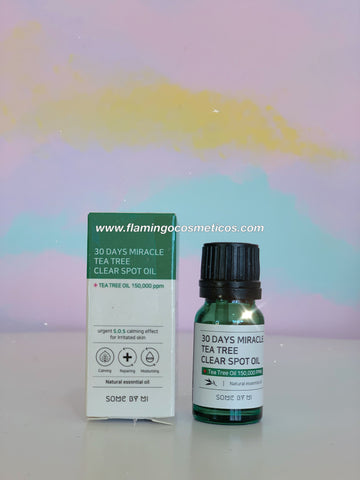 SOME BY MI 30 Days Miracle Tea Tree Clear Spot Oil