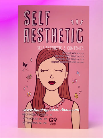 Última pieza disponible SELF AESTHETIC G9 SKIN Magazine