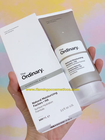 The Ordinary  Natural Moisturizing + HA (100ml.)