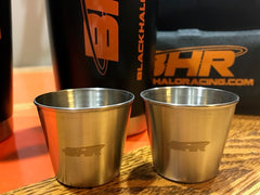 BHR Stainless Shot Glasses (2)