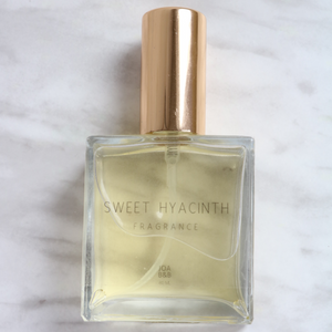 Sweet hyacinth fragrance spray