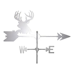 12 Point Buck Weathervane