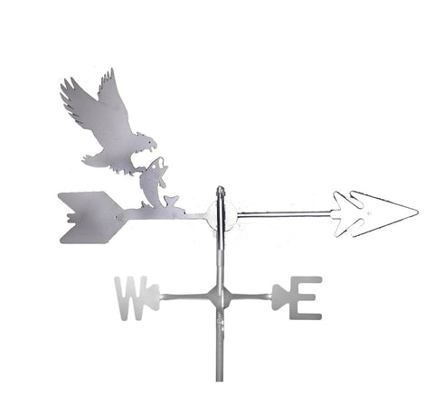Eagle and Bass Weathervane