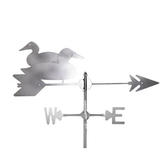 Canvaback Decoy Weathervane