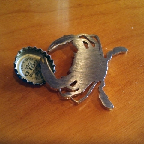Crab Bottle Opener