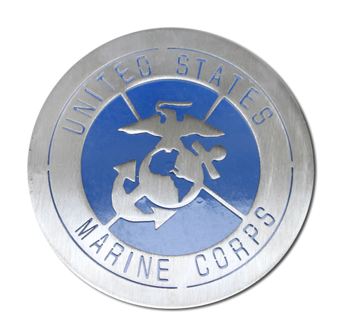 US MARINE CORPS TRAILER HITCH COVER