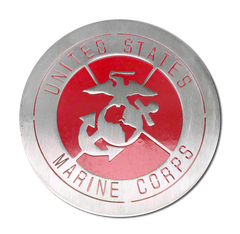 US Marine Corps Hitch Cover