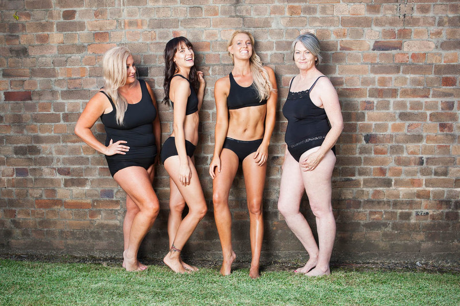 Australian fashion-technology, underwear brand Modibodi keeps body image real: NO PHOTOSHOPPING OR RETOUCHING ALLOWED!