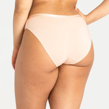Load image into Gallery viewer, Modibodi Classic Bikini Beige Light Moderate