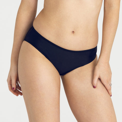 RED by Modibodi Teen Period Swimwear Bikini Brief Navy