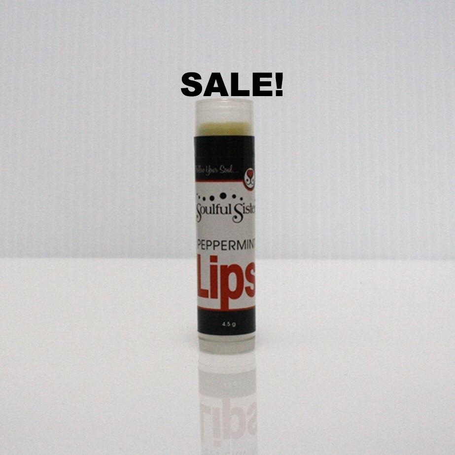 Soulful Sister Lip Balm Peppermint