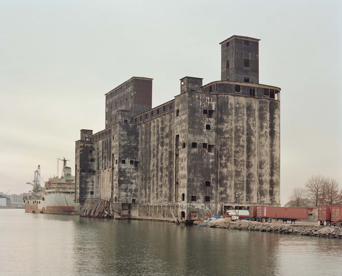 Sem Langendijk: LOT – Docklands, Red Hook, 2015 - 2016