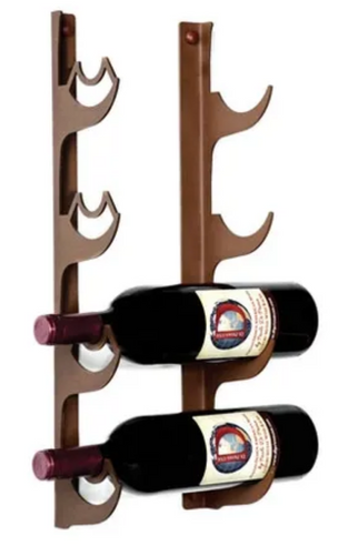 QUAD - 4 BOTTLE RACK