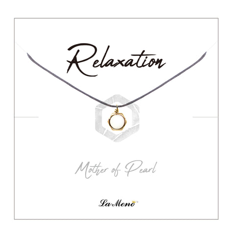 Pearl Relaxation Necklace