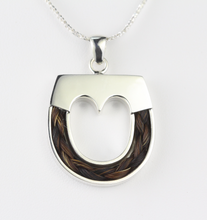 Load image into Gallery viewer, Hoof Print Pendant