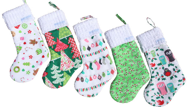 Bibs and Stockings - Christmas range