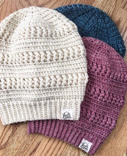 Load image into Gallery viewer, PATTERN - Diana Beanie Crochet Pattern