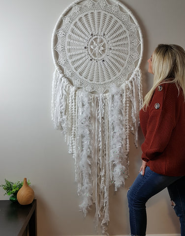 Big Dreams Dreamcatcher