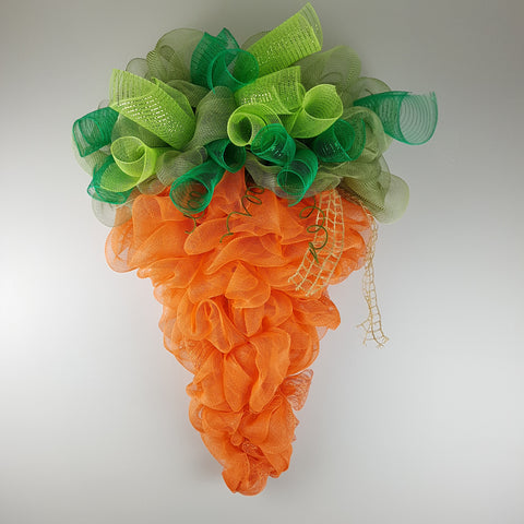 Easter Carrot Wreath