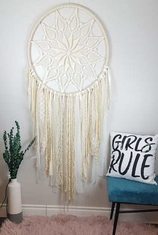 Boho Vibes Dream Catcher