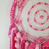 Hot Pink Dreamcatcher