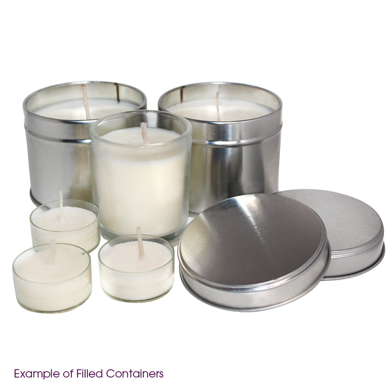 Black Plum & Rhubarb Luxury Candle Making Kit