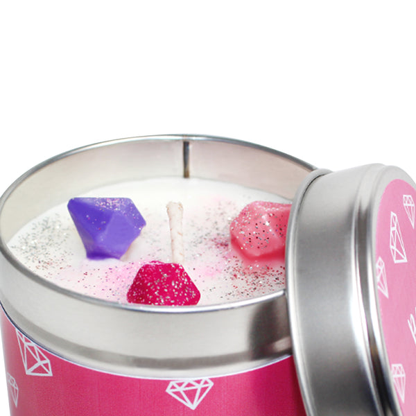 Best Gran Soya Wax Candle Tin