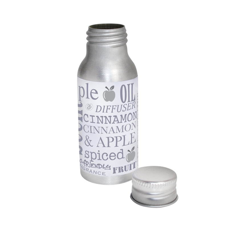 Spiced Cinnamon & Apple Diffuser Refill