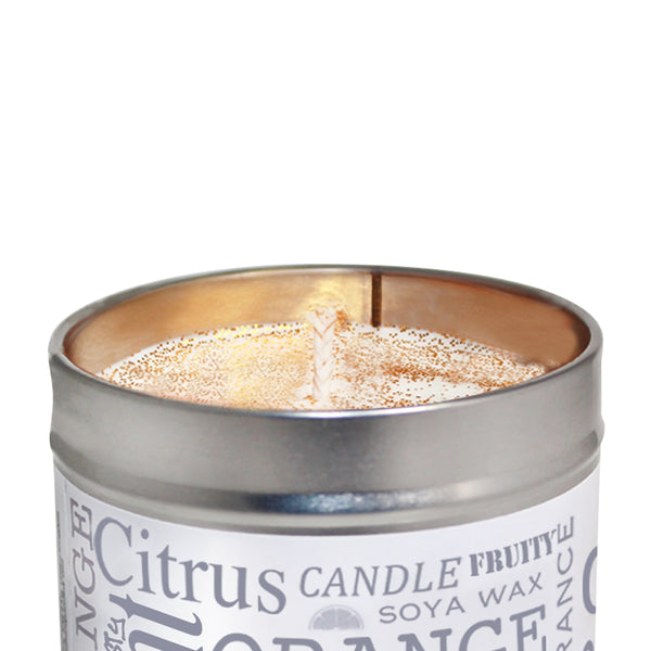 Citrus Scented Candle & Diffuser Gift Set
