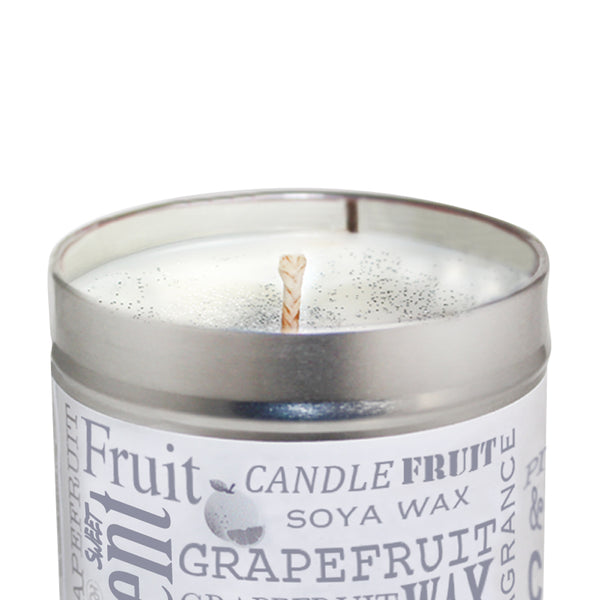 Pink Grapefruit & Vanilla Scented Candle & Diffuser Gift Set