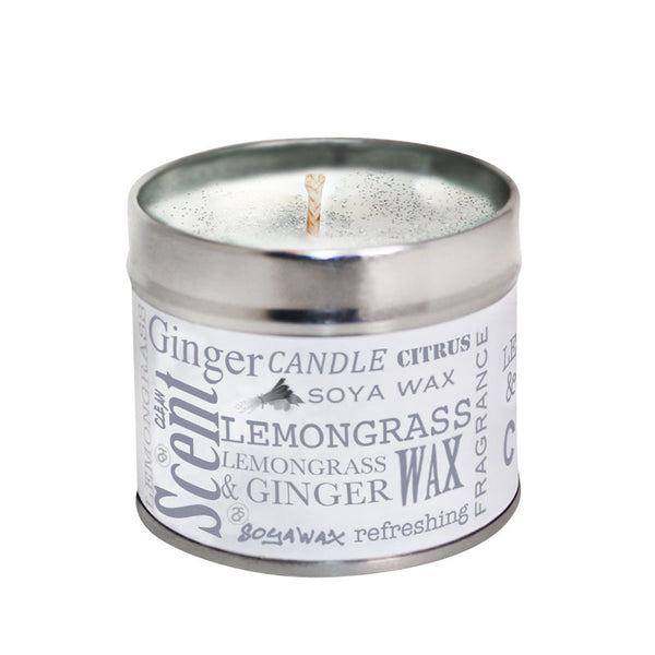 Soya Wax Candle Tin - Choose Your Fragrance