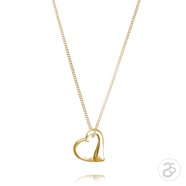 Yellow Gold True Love Pendant