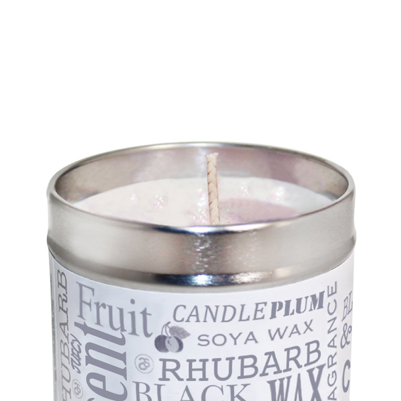 Black Plum & Rhubarb Scented Candle & Diffuser Gift Set