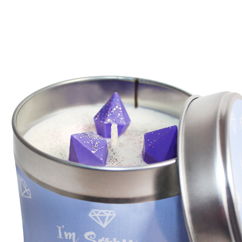 I'm Sorry For Your Loss Soya Wax Candle Tin