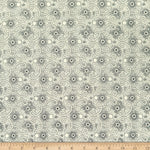 Wilmington Blackwood Cottage Pointillest Scroll Cream