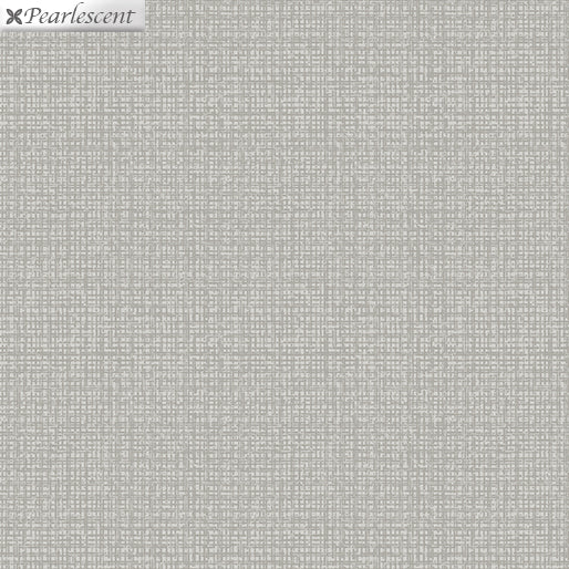 Benartex Colour weave pearl Medium Grey