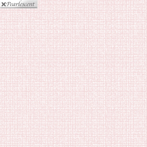 Benartex Colour weave pearl Pale Pink