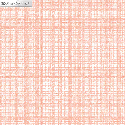 Benartex Colour weave pearl Light Sorbet