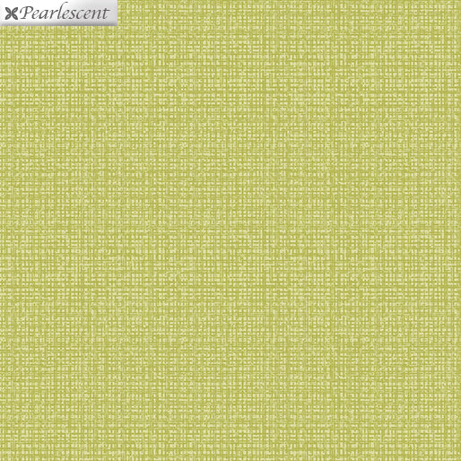 Benartex Colour weave pearl Medium Green