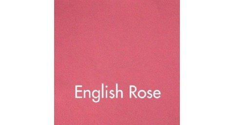 Woolfelt: English Rose 18 x 12 inches