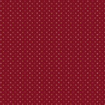 Edyta Sitar of Laundry Basket Quilts - Poppy Seeds - Red