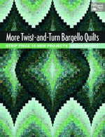 More Twist-and-Turn Bargello Quilts  - Eileen Wright