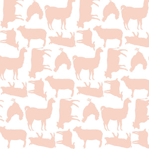 Load image into Gallery viewer, Poppie Cotton - Barnyard - Pink
