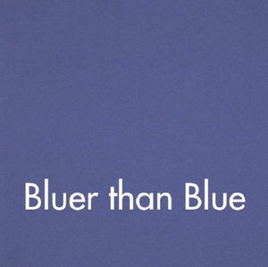 Woolfelt: Bluer than Blue 18 x 12 inches