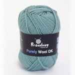 Purely Wool DK by Broadway Yarns - Sage Green 944