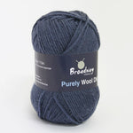 Purely Wool DK by Broadway Yarns - Airforce Blue 951