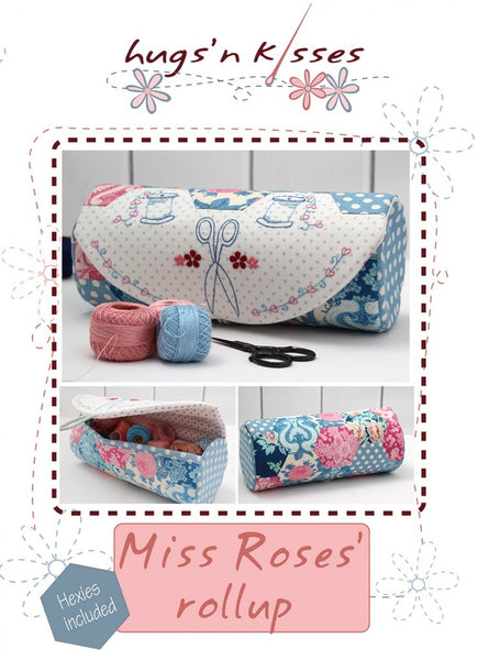 Hugs'nKisses  Miss Roses' Rollup