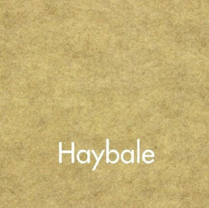 Load image into Gallery viewer, Woolfelt: Hay Bale 18 x 12 inches