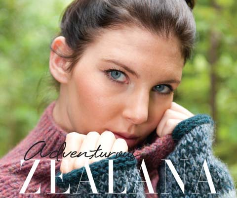 Zealana Adventurous - pattern book